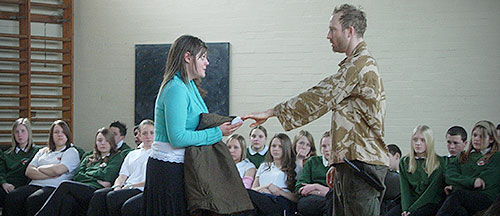 insights offered by shakespeares macbeth Many people thought laura bates was out of her mind when she offered to  teaching shakespeare in a maximum security prison  insights and you were.